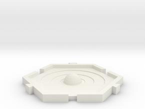 Astro in White Natural Versatile Plastic