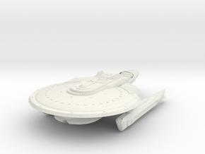 Bass Class  Cutter Refit in White Natural Versatile Plastic