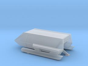 1:350 TOS Shuttlecraft in Smoothest Fine Detail Plastic