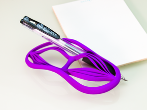 BallpointAssist in Purple Processed Versatile Plastic