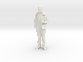 Printle C Homme 924 - 1/30 - wob in White Natural Versatile Plastic