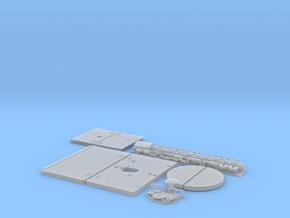 Sturmpanzer IV (Brummbär) 1:16 hatches in Smooth Fine Detail Plastic