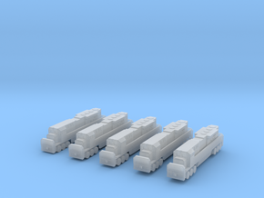 Modified 1:700 Scale Based Engines in Smooth Fine Detail Plastic