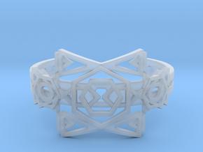 Galactic Transporter Bracelet in Smooth Fine Detail Plastic: Medium