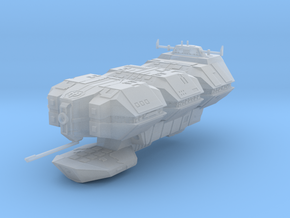 "Turanic Raider ""Lord"" Attack Carrier in Smooth Fine Detail Plastic"
