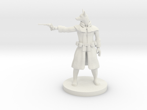 Son of Anubis Gunslinger in White Natural Versatile Plastic
