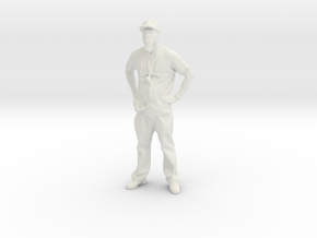 Printle C Homme 890 - 1/30 - wob in White Strong & Flexible