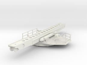 Best Cost 1/100 DKM Scharnhorst Catapult in White Natural Versatile Plastic