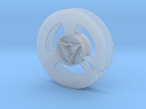 "2"" reel in Smooth Fine Detail Plastic"