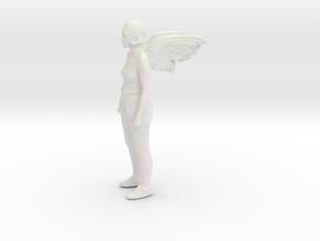 Printle V Femme 624 - 1/24 - wob in White Natural Versatile Plastic