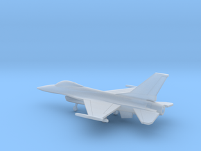 General Dynamics F-16A Fighting Falcon in Smooth Fine Detail Plastic: 6mm