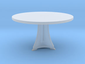 Miniature Celine Dining Table - Christopher Guy in Smooth Fine Detail Plastic: 1:48 - O