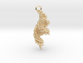 IF SWing in 14k Gold Plated Brass