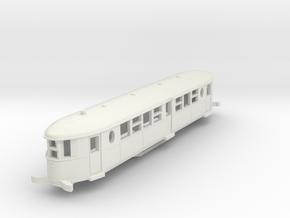 o-148-sr-sent-cammell-railbus in White Natural Versatile Plastic