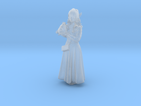Printle C Femme 189 - 1/72 - wob in Smooth Fine Detail Plastic