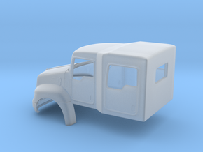 Crew Cab in Smooth Fine Detail Plastic