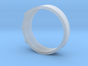 Flowerring in Smooth Fine Detail Plastic: 1.5 / 40.5
