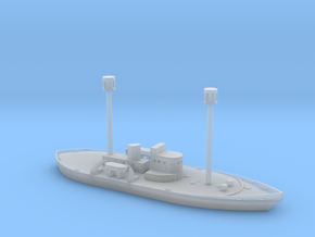 1/285 Scale Light Ship WAL-605 in Smooth Fine Detail Plastic