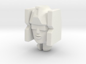 Freezon Head (Female) for PotP Windcharger in White Natural Versatile Plastic