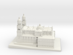 Jaens_Cathedral (Test Acc) in White Natural Versatile Plastic