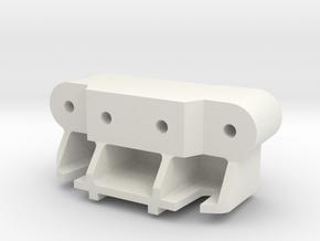 Tamiya Thundershot/Dragon Super A5 in White Natural Versatile Plastic