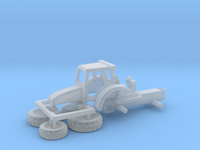 N Gauge K120 Tractor Kit in Smooth Fine Detail Plastic