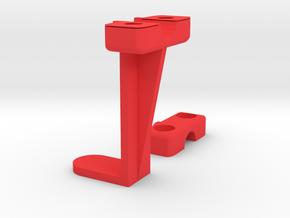 DF ChainKeeper in Red Processed Versatile Plastic