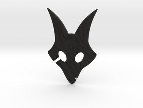Kindred Mask in Black Natural Versatile Plastic