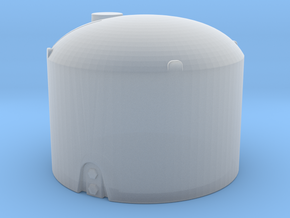 1/64 Scale 1500 Gallon Tank in Smooth Fine Detail Plastic