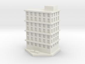 Bloque pisos 3 in White Strong & Flexible