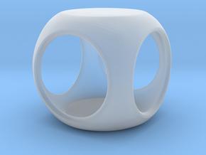 Miniature Coffee Table Nono in Smooth Fine Detail Plastic: 1:12