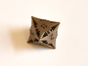D8 Balanced - Starlight in Polished Bronze Steel