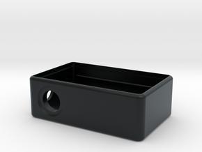 MM Mech Squonk Box (18650) in Black Hi-Def Acrylate