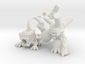 Mob of MOGITES! in White Natural Versatile Plastic