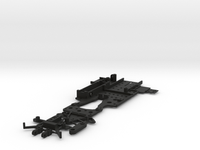 CK5 Chassis Kit for 1/32 Scale Large MagRacing Car in Black Natural Versatile Plastic