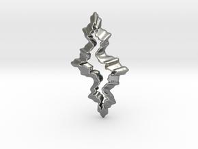 Ruckerbulb Cutout in Natural Silver
