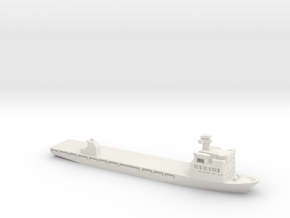 Shi Chang (83) Training Ship, 1/1250 in White Natural Versatile Plastic
