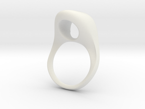 supPOrt Ring in White Natural Versatile Plastic: 3 / 44