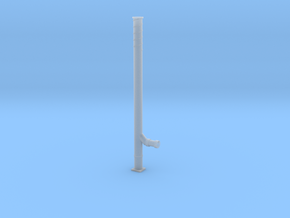 HO Scale Industrial Chimney in Smooth Fine Detail Plastic