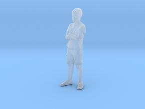 Printle C Kid 023 - 1/32 - wob in Smooth Fine Detail Plastic