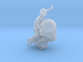 Printle V Kid 235 - 1/32 - wob in Smooth Fine Detail Plastic