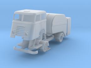DAF A50 roltrommel vuilniswagen  variant 3 in Frosted Ultra Detail