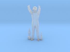 1/28 (MH 1/24 VA) Formula Racer Naoki in Smoothest Fine Detail Plastic