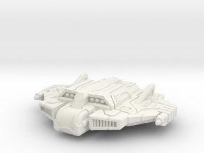 Ancient Prowler: 1/270 scale in White Natural Versatile Plastic