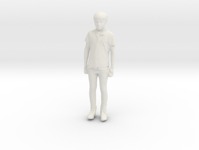 Printle C Kid 203 - 1/22.5 - wob in White Natural Versatile Plastic