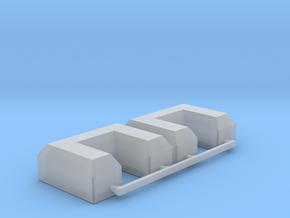 3125 Scale Lyran Cargo Pallets CVN in Smooth Fine Detail Plastic