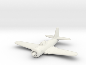 Ryan FR-1 Fireball 1/144 in White Natural Versatile Plastic