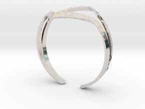 YOUNIVERSAL YY Bracelet in Platinum: Medium