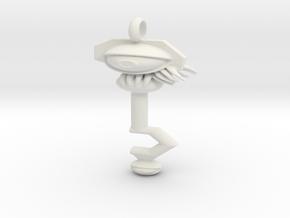 eye wand  in White Natural Versatile Plastic