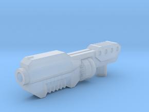 Legends Class Heavy Shotgun in Smooth Fine Detail Plastic